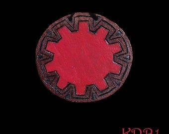 Medallion Homestuck symbol of time