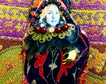 Marco Polo woman