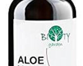 biOty garden Aloe Vera Gel 99% Pure Fresh Aloe Vera Gel (250 ml)