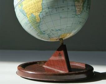 Chad Valley World Globe