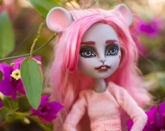 OOAK Monster High Custom Doll Repaint
