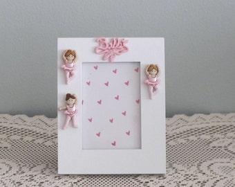 Little Ballerina Picture Frame