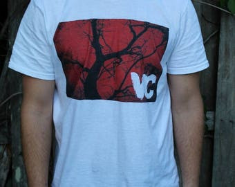 VC Clothing Designed T-Shirt - The Infrared Tee