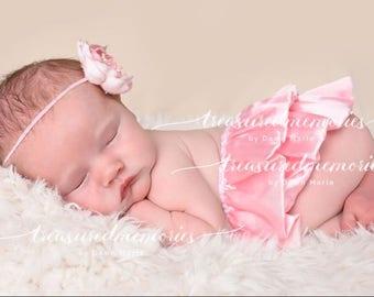 digital skirt overlay, digital prop accessorie, newborn girl