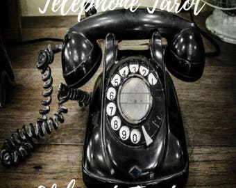 Telephone Tarot Reading, 20 or 30 mins, Love, Life, Career, by Psychic Tarot Reader of 27 years experience