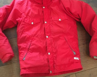 North Face Vintage Coat Awesome Retro THE NORTH FACE Ski Jacket Snow Jacket