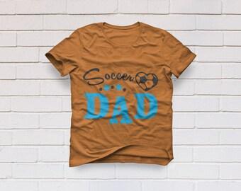 Soccer svg, Soccer clipart, Soccer Dad svg, Soccer Team svg, Soccer Shirt svg, Cricut, Cameo, Cut file, Clipart, Svg, DXF, Png, Pdf, Eps