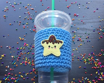 Cup sleeve - Crochet Cup cozy - Cup cozy - Coffee cup sleeve - Coffee cozy - Mug sleeve - Coffee cup cozy - Crochet coffee cozy - Mug cozy
