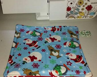 Pot Holder - Christmas/Santa/Snowman/Reindeer/Penguin