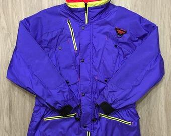 Mountain Goat Vintage Ski Jacket - Men's Size Large