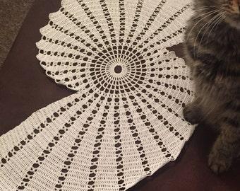 Handmade lace 50/37