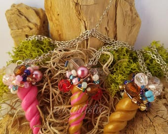 Magical Unicorn Horn Necklace