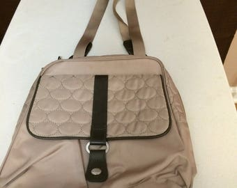 Mosey Nylon Backpack Purse