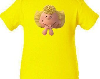 Sally Onesie /Infant Shirt, Charlie Brown, The Peanuts Onesie/Infant Tee