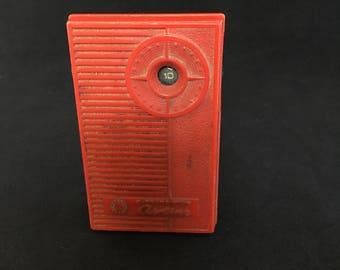 Airline C Transistor Radio