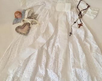 Christening robe