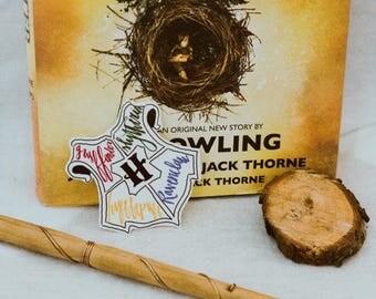 Hogwarts Crest Sticker
