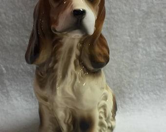 Regal Sitting Spaniel Dog (#106)