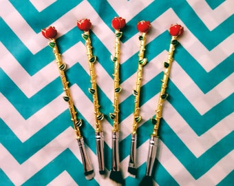 Beauty and the Beast Make Up Brushes (4 PC Blending Set)