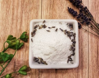 Lavender bath salts tea bags, relaxation bath soak, relaxation gifts for women, epsom salt bath gifts, mom gift from, easter adult, from her