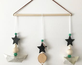 Great gift - Mobile for playroom or nursery