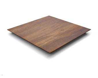 Deli bed - serving tray in french Walnut