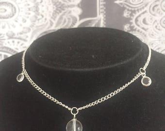 I predict - Magic Crystal Necklace Choker