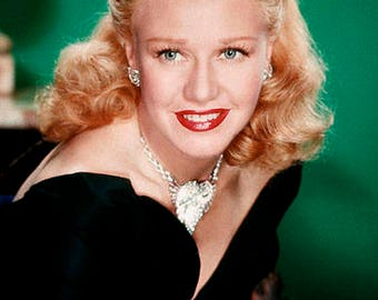 GINGER ROGERS PHOTO #3C