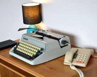 Triumph Adler Gabriele 25 Portable Typewriter
