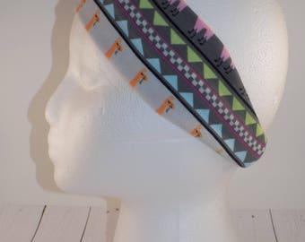 Llama headband