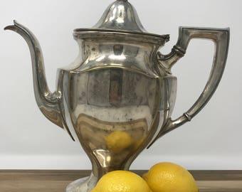 Silver Gorham Tea Pot
