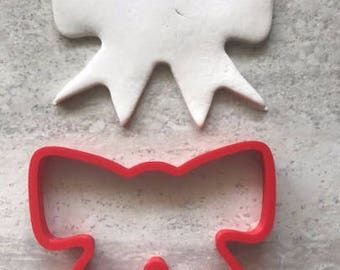 Christmas Bow Cookie Cutter