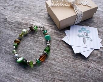 Forest Nymph Bracelet