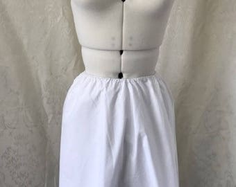 Vintage Antique Victorian/ Edwardian handstitched Pantaloon Bloomers. 100% cotton late 19th/ early 20th Century #1
