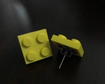 Geeky Lego Earrings - Variety of Styles