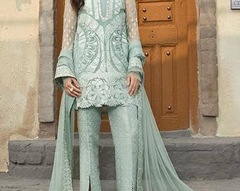 Suffuse By Sana Yasir Finest Luxury Collection 2017 For Partywear, Wedding Pakistani Indian Shalwar Kameez - Made to Order