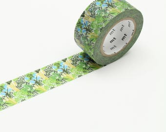 mt Washi Tape | mt x Almedahls - saimaa <MTALME06> | Washi tapes for your journal, scrapbooking, Traveler's notebook | planner accessories