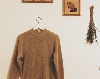 Vintage Party Sweater