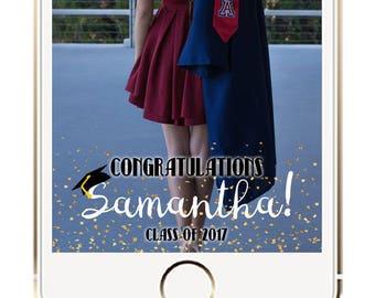 Graduation Snapchat Geofilter, Snapchat Geofilter Party, Graduation Party Geofilter, Custom Graduation Geofilter, Graduation Filter