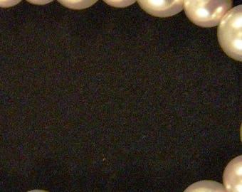 Swarovski Crystal Lite Pink Pearl Necklace