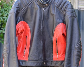 Stagg Genuine Leather Biker Jacket