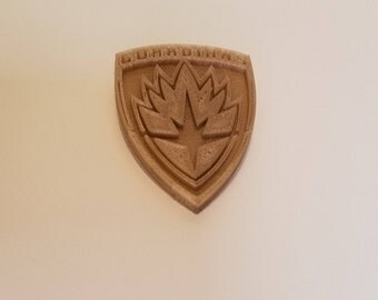 3D Printed Guardians of the Galaxy Ravagers Symbol Badge pinback