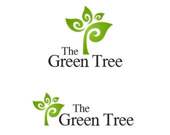 Green Tree  Logo // Nature Logo // Organic Logo // Leaf Logo // Natural Logo // Premade Logo Design // Business Logo