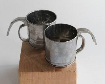 vintage flour sifter/sugar sifter