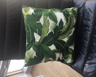 Palm d'Or Indoor/Outdoor Pillow