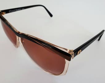 Vintage Courreges 8724 A 70 sunglasses. Made in France.