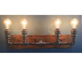 Hardwire Industrial Light