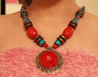 Indian Jewelry | Handmade | Fashion Jewelry | Multicolor |