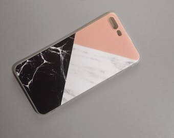Marble Case, iPhone 7 & iPhone 7+, Mixed Marble Case