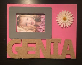 Personalized Canvas Picture